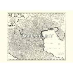 Veneto, carta antica 04.