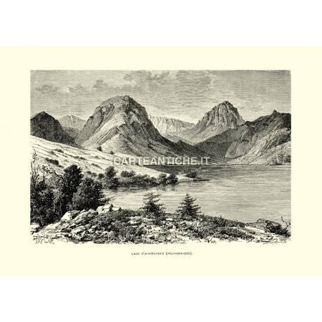 Lago d'Alessandro (Iskander Kul).