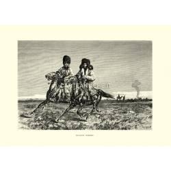 Cavalieri Chirghizi