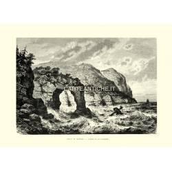 Golfo di Castries. Porto di La Perouse