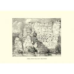 Pietra incisa sulla riva del Jenisei