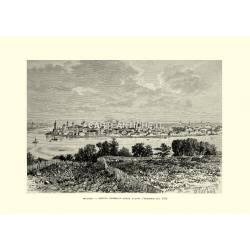Veduta antica: Ircutsc. 1878