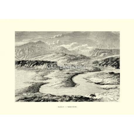 Sachalin. Valle di Dui.