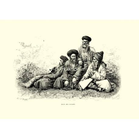 Ebrei del Caucaso.