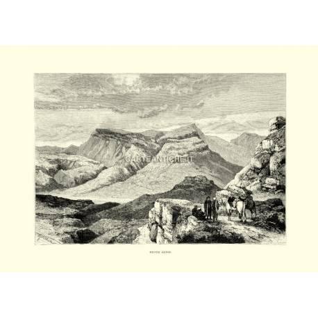 Monte Gunib.