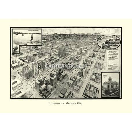 Houston, Texas (1912)