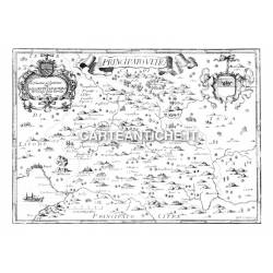 Campania, carta antica 01
