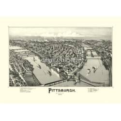 Pittsburgh, Pennsylvania (1902)