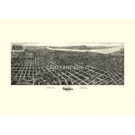 Tulsa, Oklahoma (1918)