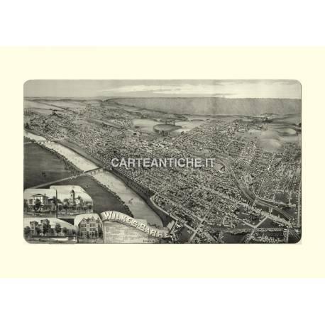 Wilkes Barre, Pennsylvania (1889)