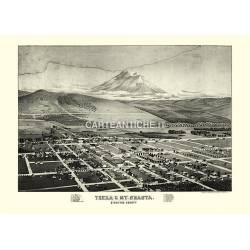 Yreka and Mt. Shasta (1884)