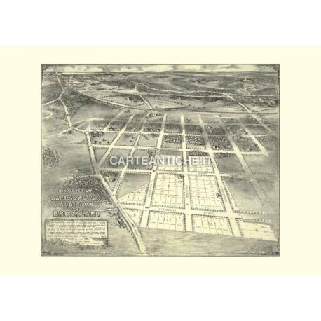 Brookland, Washington (1895)