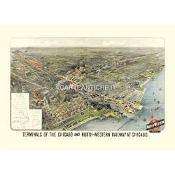 Chicago terminals, Illinois (1902)