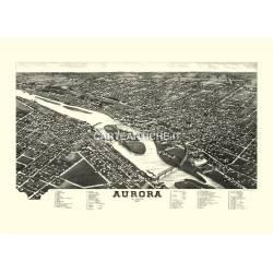 Aurora, Illinois (1882)