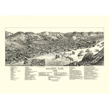Bellaire, Ohio (1882)