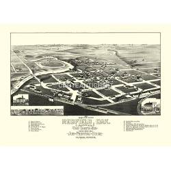 Redfield, Dakota (1883)