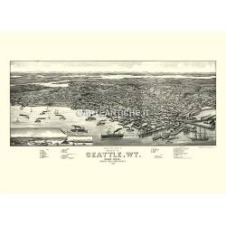 Seattle, Washington (1884)