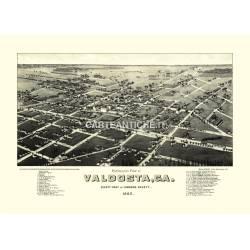 Valdosta, Georgia (1885)
