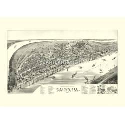 Cairo, Illinois (1888)