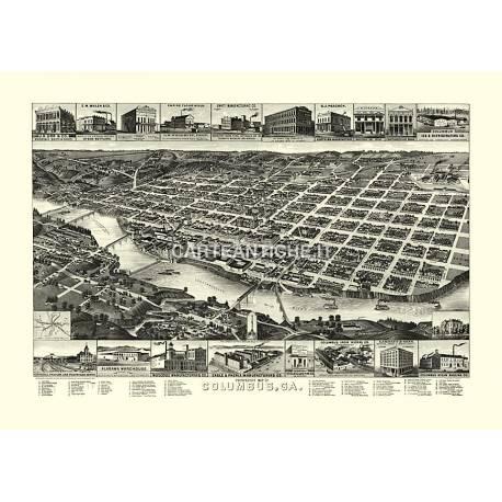 Columbus, Georgia (1886)