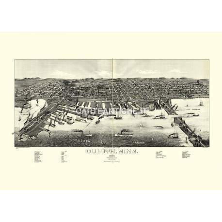 Duluth, Minnesota (1887)