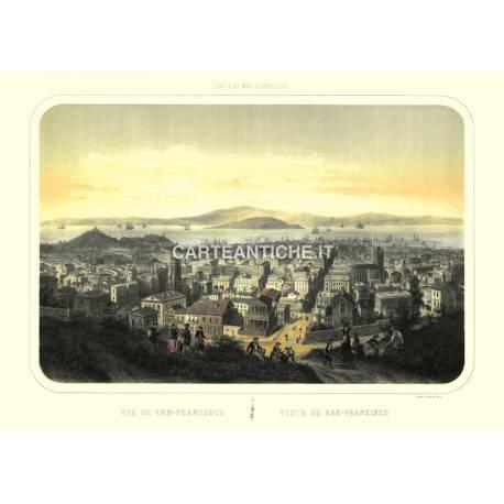 San Francisco, California (1860)
