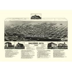 Cheyenne, Wyoming (1882)