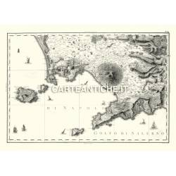 Campania, carta antica 03