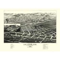 Las Vegas, New Mexico (1882)