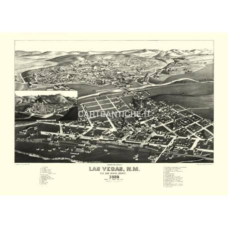 Las Vegas, New Mexico (1882)