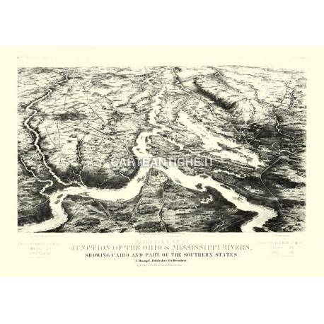 Cairo e Stati del Sud, Illinois (1861)