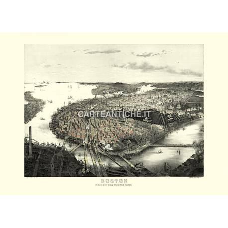 Boston, Massachusetts (1877)