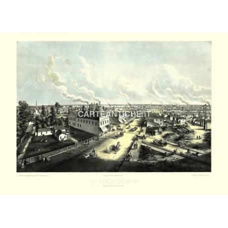Oshkosh, Wisconsin (1855)