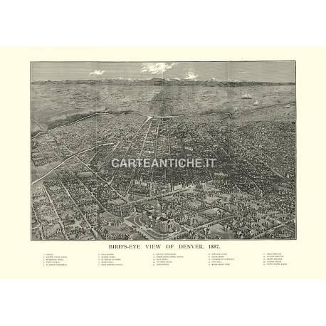 Denver, Colorado (1887)