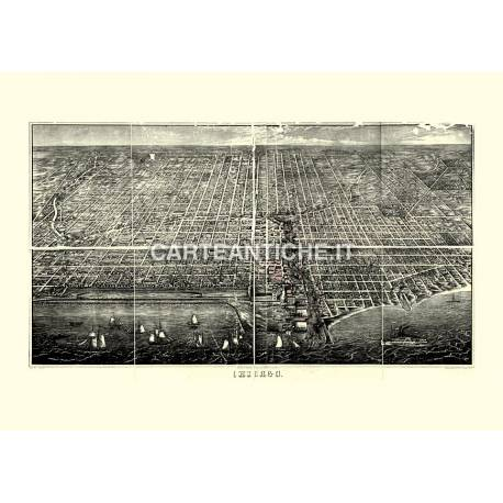 Chicago, Illinois (1857)