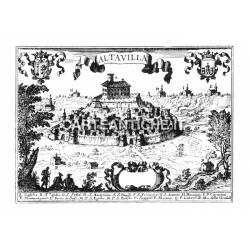 Prospetti storici: Altavilla Silentina
