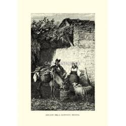 Abitanti della campagna romana.