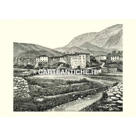 Veduta antica   Abruzzo 01