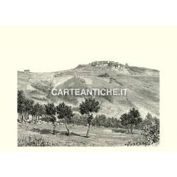 Vedute Antiche | Abruzzo 02 - Vestea