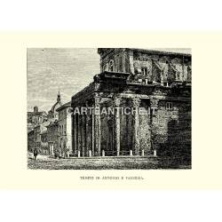 Tempio di Antonio e Faustina.