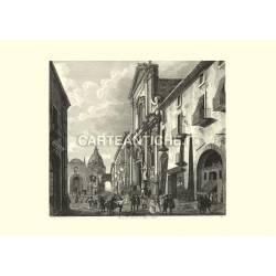 Veduta antica di Capua | 01
