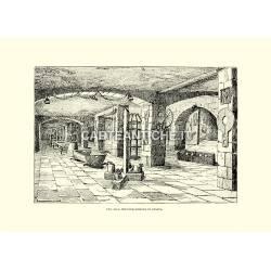 Sala dell'inquisizione spagnola.