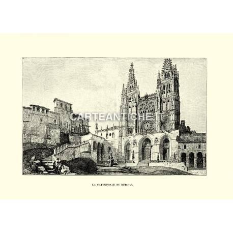 Cattedrale di Burgos.
