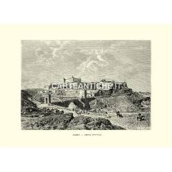 Toledo: veduta generale