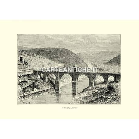 Ponte d'Alcantara.