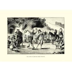 Danza di zingari presso Siviglia.