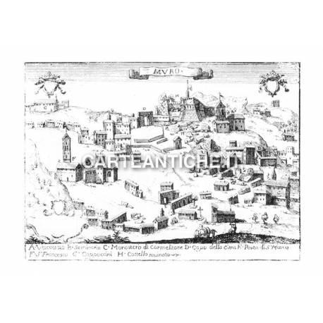 Prospetti storici: Muro Lucano