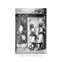 Contadini della Huerta e Zigarera di Valenza.
