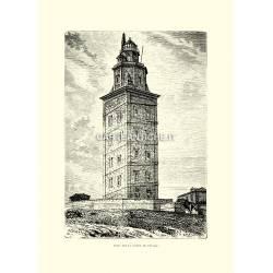 Faro della Torre di Ercole.