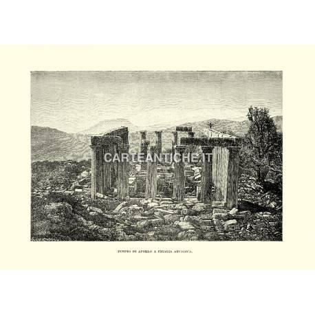 Tempio di Apollo a Figalia Arcadica.